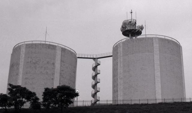 ツインタワー