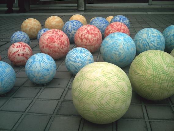 ボール達。