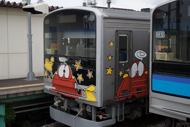 ロボコン電車
